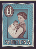 St. Helena Stamp Scott #172, Mint Never Hinged