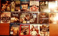 BLU-RAY CARDBOARD SLIP-COVERS/SLEEVES CHOOSE FROM LOT OF 200+ DISNEY'S AND MORE