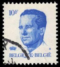 "BELGIUM 1089 (Mi2121) - King Baudouin ""White Gum Printing"" (pf30967)"