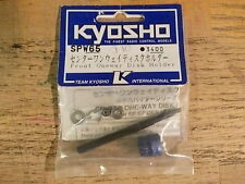 SPW-65 Front (Center) One Way Disk Holder / Upgrade Part - Kyosho Pure Ten GP10