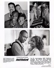 HALF BAKED DAVE CHAPPELLE JIM BREUER 8x10 B&W Photo Comedy Movie Memorabilia