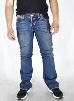 LEVI'S Jeans Blu In Cotone Stile Casual TG W32 - M Uomo Man