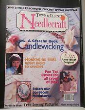 Town & Country Needlecraft Magazine - Knitting,Crochet,Embroidery, Dressmaking