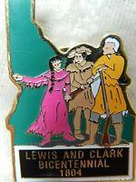 Idaho Lewis & Clark Bicentennial Pin backs