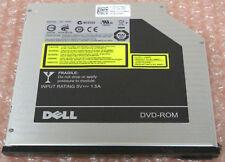 Dell DV-18SA Slim 8X DVD-Rom SATA Optical Drive 5V-1.5A DP/n 0D5M0T D5M0T
