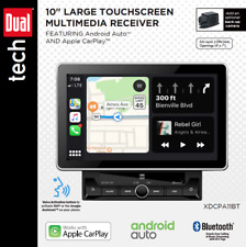 Dual Electronics XDCPA11BT - 10  Double DIN In-Dash Car Stereo with Built-In