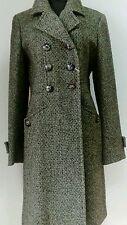 Cappotto Marella Tweed Taglia 44