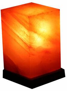 Kristallsalz-Lampe Feng Shui mit Elektrik  3-4 kg