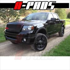 FOR FORD F-150 2004-2008 VERTICAL Black BILLET GRILLE GRILL INSERT (REPLACEMENT)