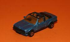 MATCHBOX - BMW 323i CABRIOLET - 1985 MACAU - DIECAST TOY MODEL