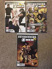 Astonishing X-Men Xenogenesis 1A, 2, 4 NM 2010 Marvel