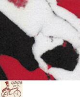 PROFILE DESIGN SPLASH CORK RED/WHITE/BLACK BICYCLE HANDLEBAR BARTAPE BAR TAPE