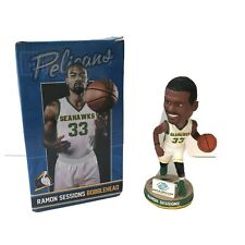 RAMON SESSIONS Myrtle Beach Pelicans Seahawks Bobblehead NBA Basketball Nodder