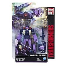 TRANSFORMERS GENERATIONS POWER OF THE PRIMES DELUXE TERRORCON BLOT FIGURE