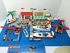 LEGO City / Town set# 6543 - Sail N' Fly Marina - EUC!
