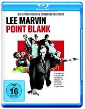 Blu Ray Point Blank- Lee Marvin, Angie Dickinson, John Boorman - Blu-Ray