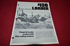 Allis Chalmers 430 Loader Dealer Brochure ALIL3