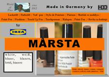 Lackstift für IKEA MÄRSTA weiß