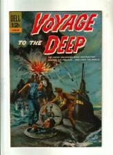 Voyage to the Deep #4   Dell 1963  VF/NM