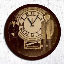 Back To The Future - Wall Clock 30 cm in diameter mdf vinyl/plot - Argentina
