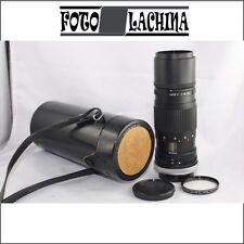 CANON FL 200 mm f4,5 passo Canon FD AE1-FT-FTB-F1 ecc...