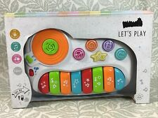 DUNELM Little Piano Tunes Interactive Musical Baby Toy New in Box 12m+