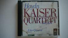 Haydn : String Quartets Nos. 76-78 / Eder-Quartet - CD
