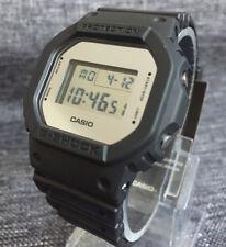 CASIO G SHOCK DW-5600BBMA-1ER DIGITAL BLACK METALLIC MIRROR FACE BRAND NEW