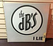 The DB's I Lie Vinyl Record Album LP 1987 Jet Records L33-17407 RARE PROMO