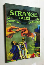 STRANGE TALES (Pulp Magazine) -- March 1932 -- Wildside Press Reprint