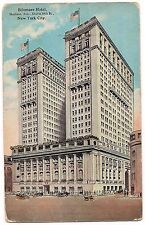 BILTMORE HOTEL  Madison Ave 43rd 44th Street New York City NY Postcard