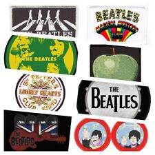 New The Beatles Classic Embroidered Iron on Patch