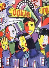 COOKIE CREW females HOLLAND 1987 EX LP