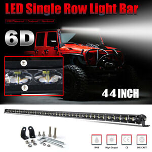 "44""inch 2880W LED Light Bar Combo Offroad Driving UTE Ford ATV SUV Truck PK 42"""