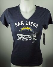 San Diego Chargers official NFL Team Apparel Youth Girls T-shirt New With Tags