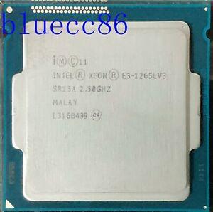Intel Xeon E3-1265L V3 LGA1150 45W 22nm 2.5 GHz Quad-Core CPU Processor