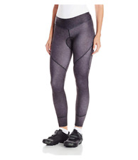 Canari Women's Static Print Bicycle Cycling  Compression Tights Bottoms Black M