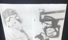"Franz Kline ""Nijinsky:2 Versions"" Abstract Expressionism Painting 35mm Art Slide"