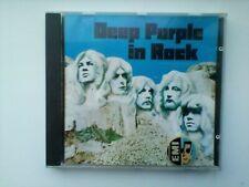 Deep Purple, In Rock, CD