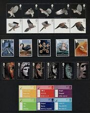 GB GREAT BRITAIN 2003 COMPLETE ALL SETS FOR YEAR U/M/MINT MNH ALL MINI SHEETS.