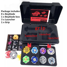 Beyblade burst Set Masters Launcher Spinning Top Beyblades Metal Fusion Beyblade