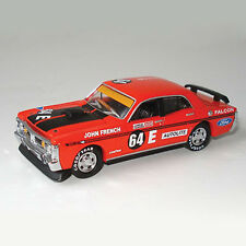 1971 Ford Falcon XY GTHO Phase 3 64E John French Bathurst 1:64 Diecast Model Car