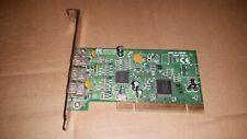 3x Firewire PCI Card Adaptec I394P