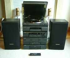 Quality Pioneer Hi-Fi System with Turntable and Speakers *Made in Japan*