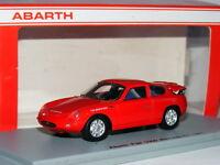 Spark S1301 1961 Abarth Fiat 1000 Bialbero GT Red 1/43