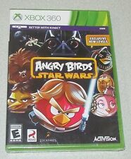 Angry Birds: Star Wars for Xbox 360 Brand New! Factory Sealed!