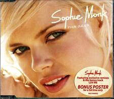 SOPHIE MONK INSIDE OUTSIDE 5 TRACK AUSTRALIAN PRESSING CD - EXCELLENT - VGC