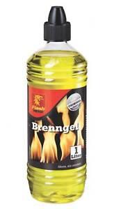 Flash Brenngel - 1 l