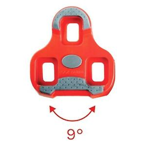 Look Keo Grip Road Bike Clipless Pedal Cleats - RED