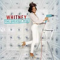 WHITNEY HOUSTON (2 CD) THE GREATEST HITS ~ BEST OF ~ 80's 90's R&B *NEW*